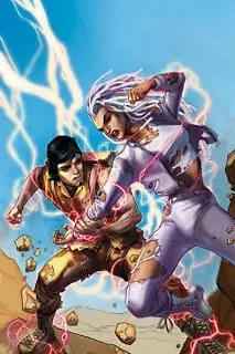 Comic Book Review: Trials of Sahazam #6