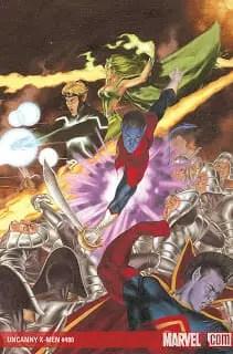 Uncanny X-Men #486 Review