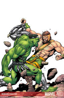 Comic Book Review: Incredible Hulk #107: World War Hulk