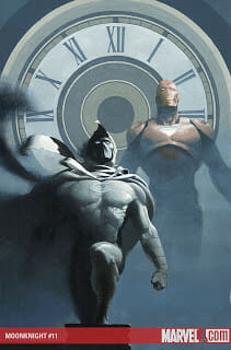 Comic Book Review: Moon Knight #11: The Initiative
