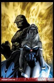 Uncanny X-Men #489 Review