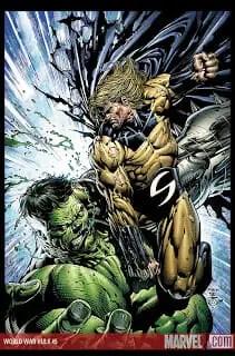 Comic Book Review: World War Hulk #5