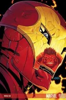 Comic Book Review: Hulk #2