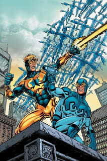 Comic Book Review: Booster Gold #7