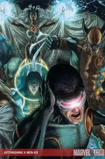 Astonishing X-Men #25 Review