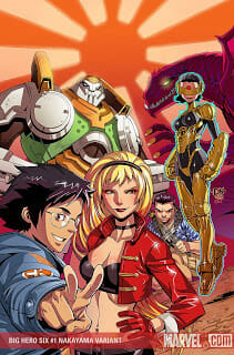 Weekly Awards For The Comic Books From September 10, 2008