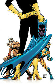 New Comic Books For September 10, 2008