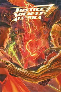 Comic Book Review: Justice Society of America #21