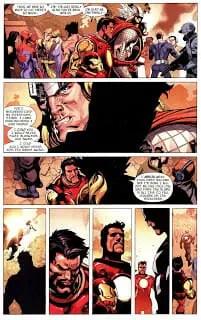 Secret Invasion #8 Review - Comic Book Revolution