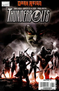 Comic Book Review: Thunderbolts #128