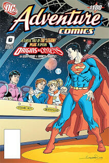 Legacy Shorts: Comic Book Reviews for 2/4/09