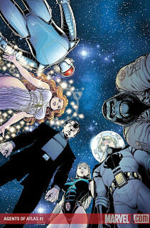 Weekly Awards For The Comic Books From February 4, 2009