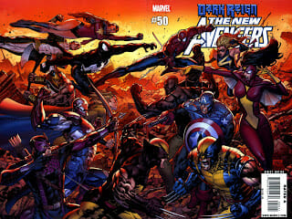 New Avengers #50 Review