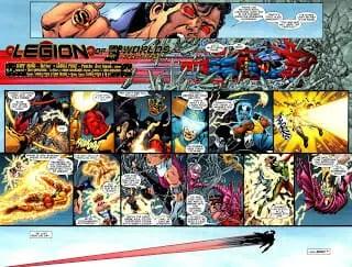 Final Crisis: Legion of Three Worlds #3 9