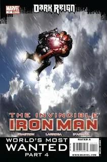 Invincible Iron Man #11 Review