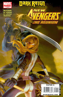 New Avengers The Reunion #1 Review
