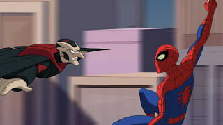 Cartoon Review: The Spectacular Spider-Man Ep. 1