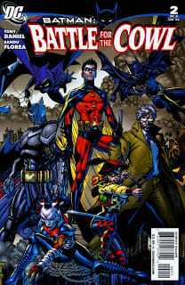 Battle for the Cowl #2 Review - Comic Book Revolution