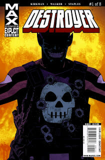 Weekly Awards For The Comic Books From April 1, 2009