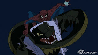 Cartoon Review: The Spectacular Spider-Man Ep. 3