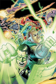 New Comic Books For May 13, 2009