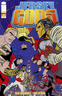 Weekly Awards For The Comic Books From May 6, 2009
