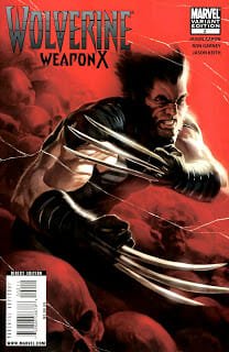 Comic Book Review: Wolverine: Weapon X #2