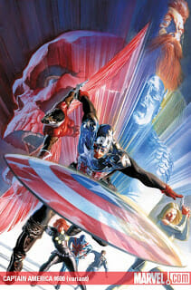 Weekly Comic Book Reviews for 6/17/09