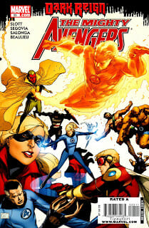 Mighty Avengers #25 Review
