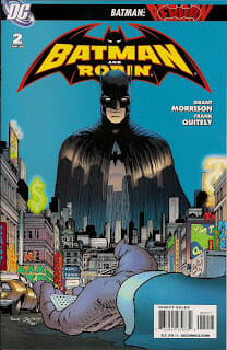 Weekly Comic Book Reviews for 7/1/09