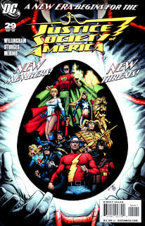 Comic Book Review: Justice Society of America #29