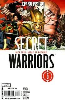 Secret Warriors #6 Review