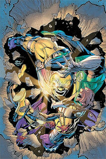 Weekly Comic Book Review for 9/30/09