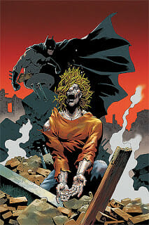 New Comic Books for November 18, 2009