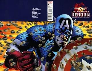 Comic Book Review: Captain America: Reborn #4
