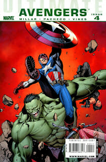 Ultimate Comics Avengers #4 Review