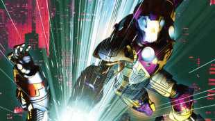 Ultimate Armor Wars #3 Review