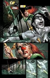 Blackest Night: Wonder Woman 2-7