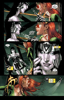 Blackest Night: Wonder Woman 2-3