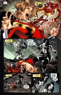 Blackest Night: Wonder Woman 2-4
