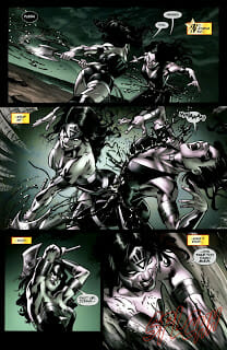 Blackest Night: Wonder Woman 2-11