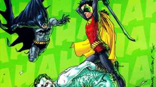 Batman and Robin #13 Review