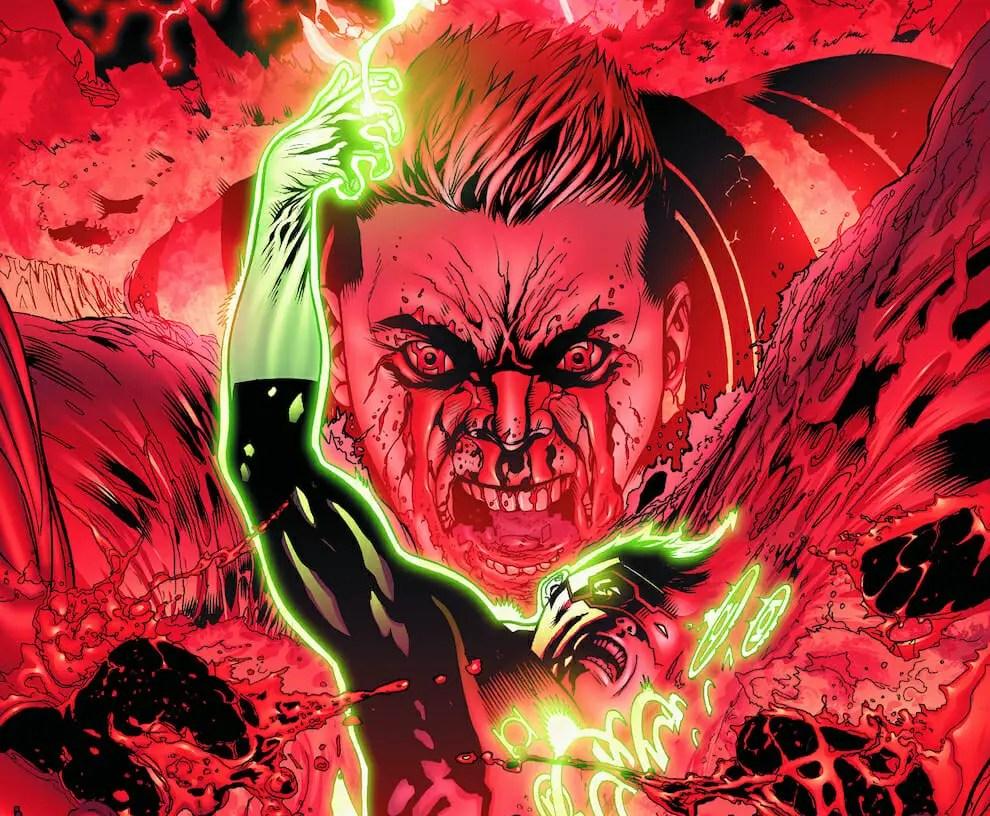 Green Lantern Corps #44 Review