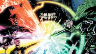DC Comics Green Lantern #51 Review
