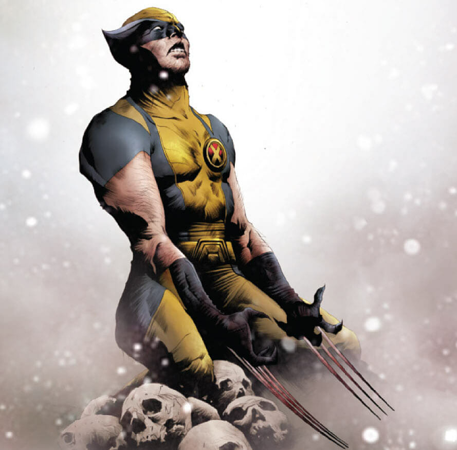 Wolverine #14 Review
