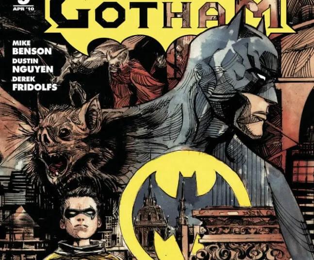 Batman: Streets of Gotham #9 Review