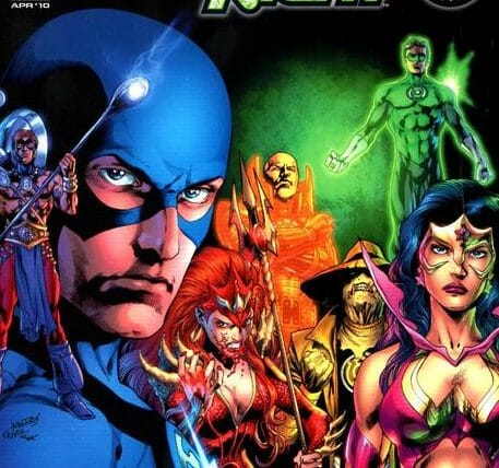 Blackest Night #7 Review: Another Take