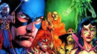 DC Comics Blackest Night #7 Review