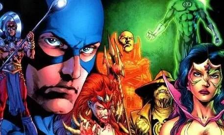 DC Comics Blackest Night #7 Review