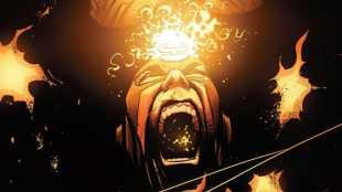 Infinity #3 Review